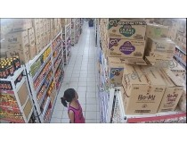 CCTV from Quezon Supermarket